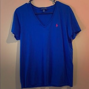 Blue Ralph Lauren Top